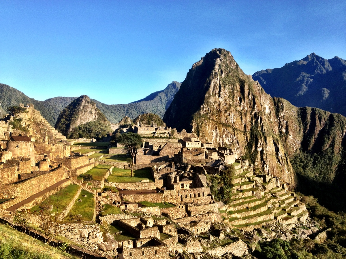 Day 12 Machu Picchu to Bolivia
