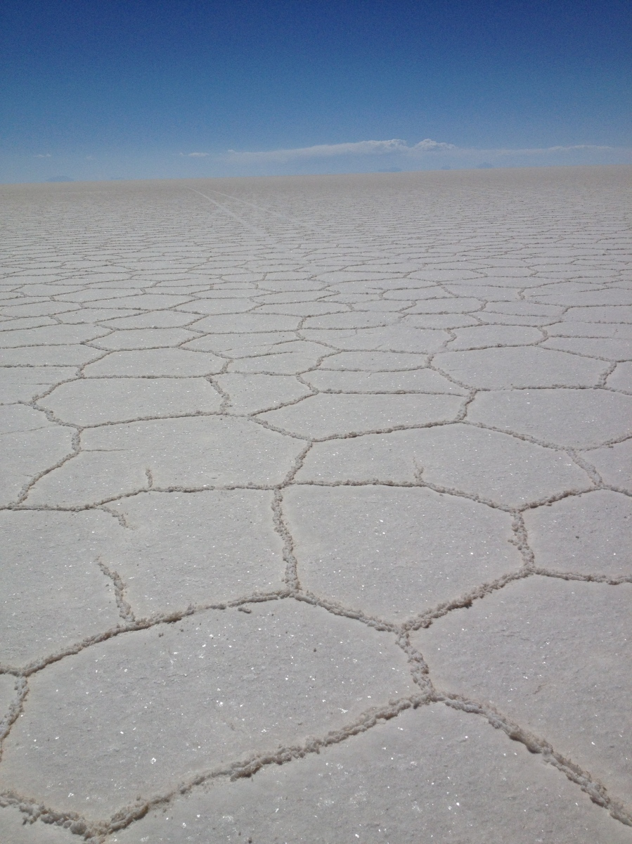 Day 23 - Salar de Uyuni en route to Chile