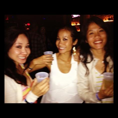 Julie, Me, Bev