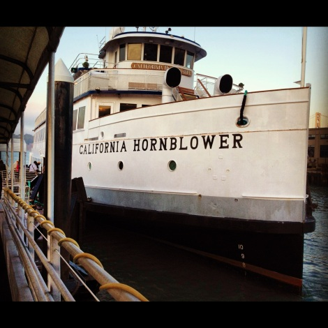 SF Hornblower