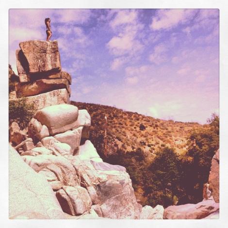 Aztec Falls