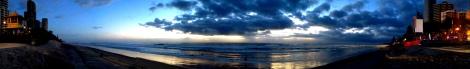 Surfer's Paradise Sunrise