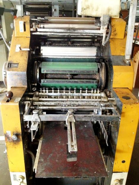 Old School Printer