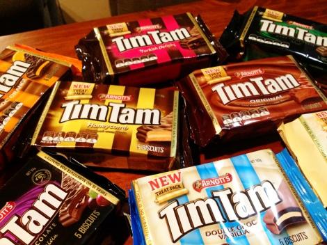 Tim Tam!