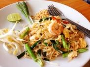 Best Pad Thai I had in Thailand