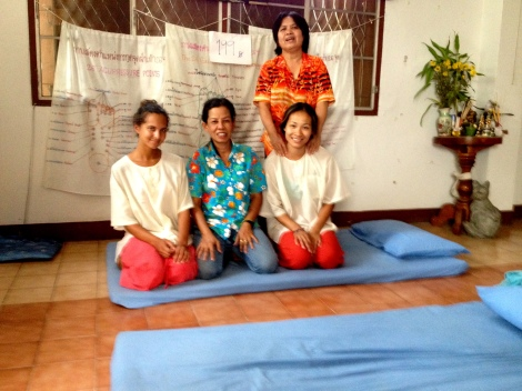 Thai Massage School