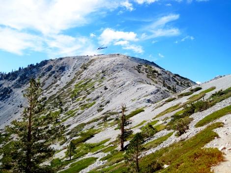 Going toward the Summit